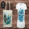 Image of *SPECIAL OFFER* T-shirt + Tote Bag